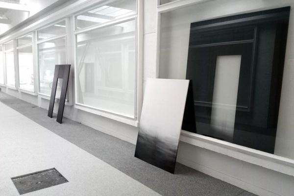Instalace výstava Jana Pfeiffera