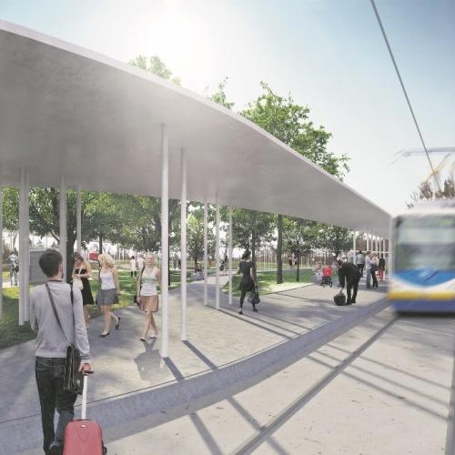 Město zná názor Ostravanů k tramvajové trati. Polovina je pro, třetina proti