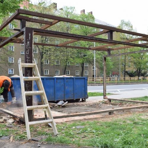 Poruba rekonstruuje autobusové zastávky